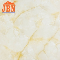 3D inkjet marble look crystal surface villa polished porcelain tiles 32x32