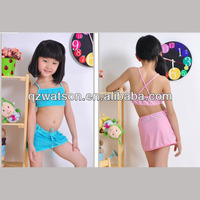 Kid Swimwear Girl's 2 Pcs Bikini Swimsuits