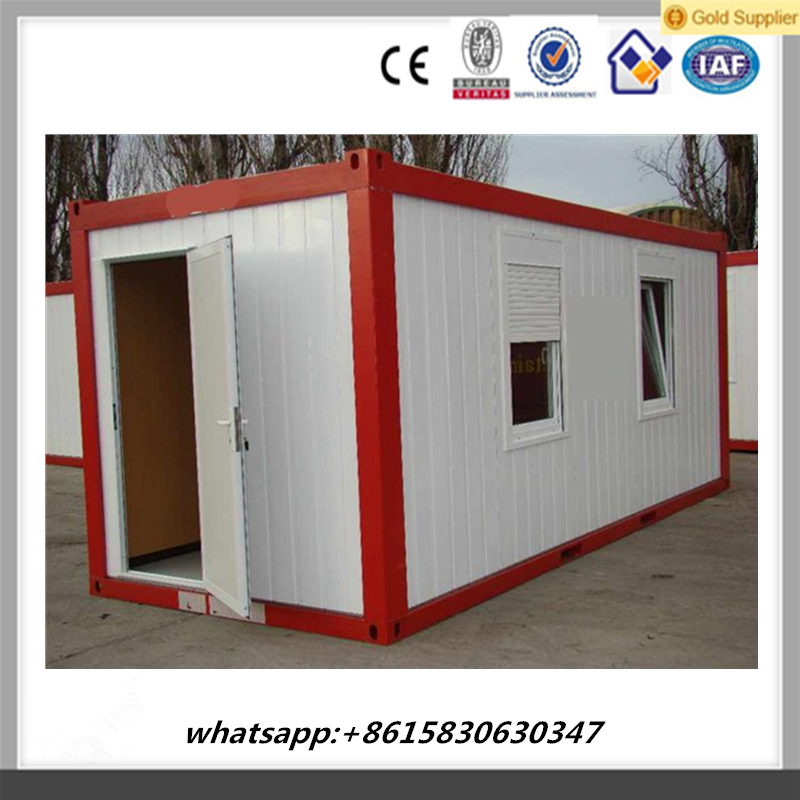 prefab module container house with steel frame