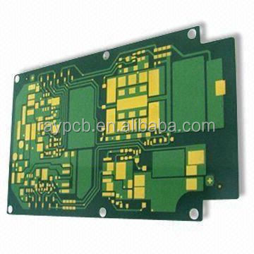 Multilayer PCB with 20 Layer Circuits for Security Products