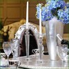 Tall Wedding Candelabra Centerpiece & Wedding Candle Holders & Wedding Table Decoration