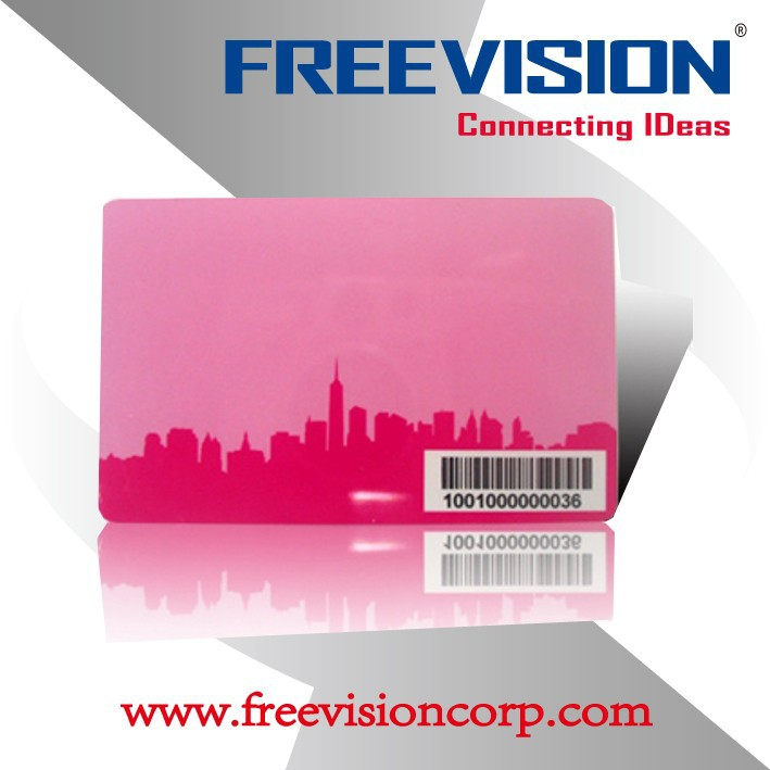 freevision 125khz rfid hotel key visiting card