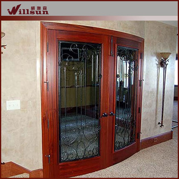 Main door used exterior doors for sale wrought iron door for Exterior house doors for sale