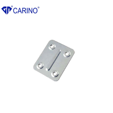 Steel Metal Flat Corner Braces Mending Plates Small T Angle Bracket