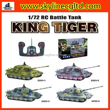 1:72 RC mini tank,rc tank hot sale