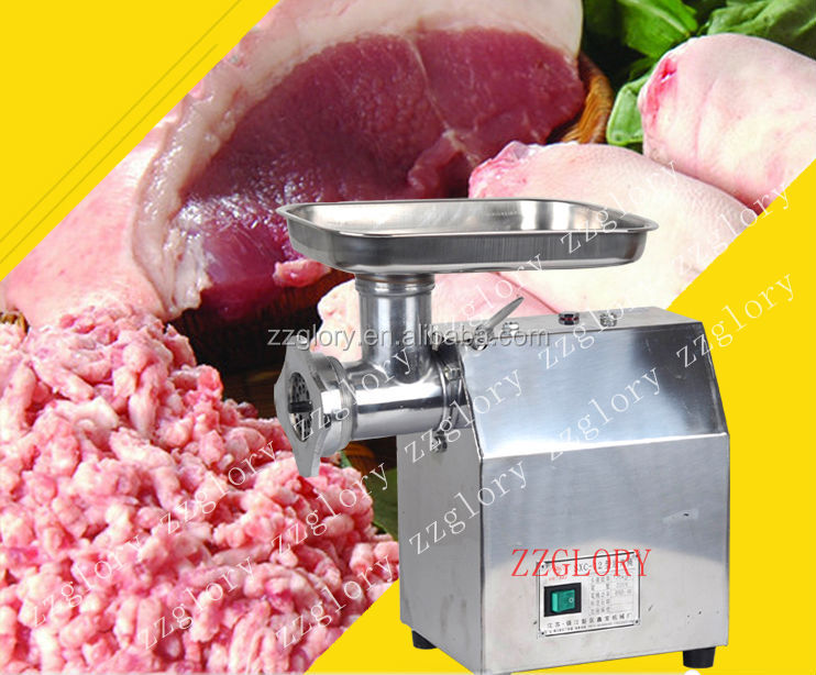 2014 hot sale industrial stainless steel 2020 meat grinder