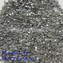 glass bead wholesale crystal SS10 Flatback
