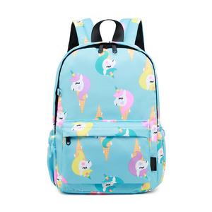 8183ad561c unicorn backpack kids kindergarten bag toddler animal backpack for little  boy and girl
