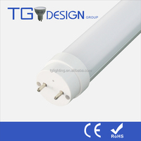 Low Power consumption 18W T8 Led Tube Light to replace 36w fluorescent Lamp