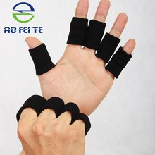 Alibaba china gym equipment elastic sport finger protectors for basketball