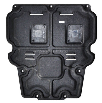 JINKE Automobile undercarriage alloy steel cover