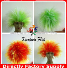 2014 world cup hot sale cheap crazy soccer sports fan wigs
