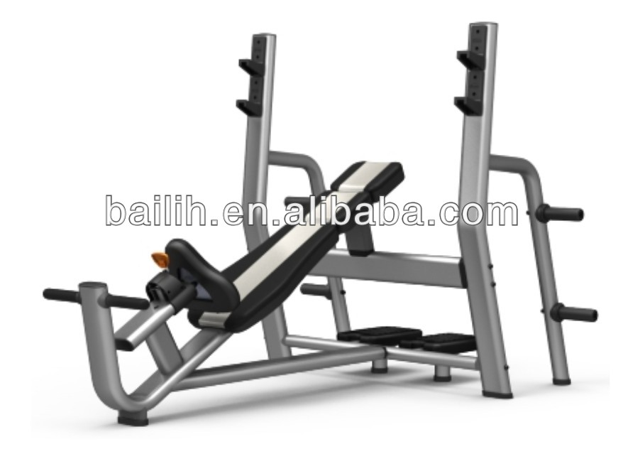 2014 incline bench press dimensions/gym strength equipment