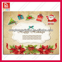 Cheap 2013 Christmas Greeting Card Good Quality