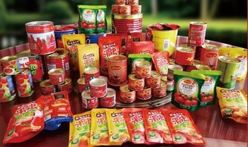 2016 low price best quality hot selling China wholesale canned tomato paste 28%-30% brix canned tomato paste