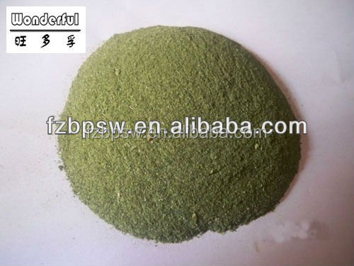 2017 New Corp of Dried Green Color Kelp Powder Kelp Meal Feed Grade