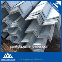 standard sizes hot dip galvanized angle bar specification