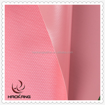 Made in China school bag fabric 100 % polyester
