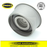 accessories auto spare parts tensioner roller 2445038011 idler pulley for used hyundai santa fe / trajet