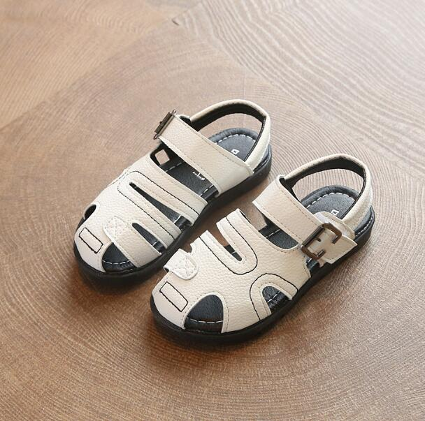zm34609a kids boys casual shoes children baby leather sandals