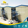 Prefab House Steel Structure Frame Worker Accommodation Prefab House