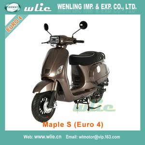 2018 New eec4 euro4 efi approval homologation eec.epa.dot EEC 50cc, 125cc Scooter Maple-S (Euro 4)