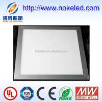 super slim 40w SMD2835 UL CE Hot type square led solar panel price