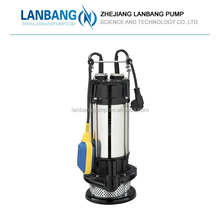 Factory Durable Portable Plastic Float Switch Sewage Centrifugal Made Custom SPA3 Submersible Water Pump