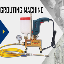 HX999 concrete crack repair injection machine crack filling