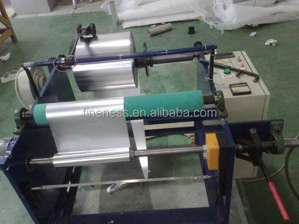 Good quality Best-Selling aluminum foil rewinder