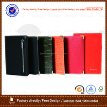 Best sale Emboss logo genuine leather/PU Leather American passport cover , leather passport