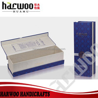 Magnetic wholesale wine paper box