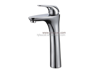Modern Solid Brass Chromed Bathroom Faucets/Taps (81H32-CHR)