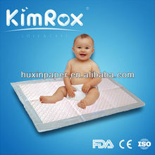 Soft Dry Surface Disposable Under Pad Made In China