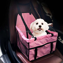 Hot products fashion cartoon car pet dog seat cover