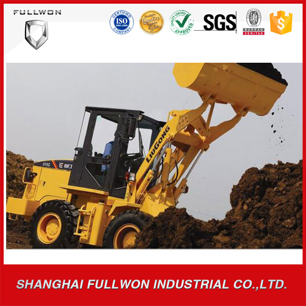 Professional manufacture LIUGONG wheel loader nice cheap price