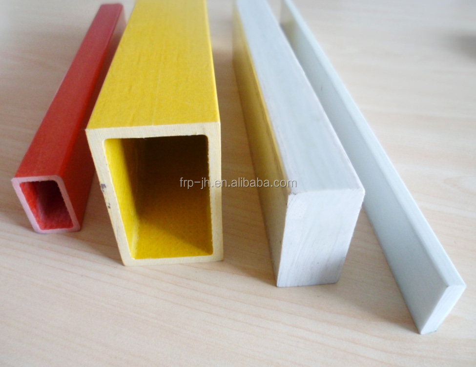JH1035 Hot Sale GRP Fibreglass FRP Rectangular Rod