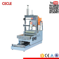 semi automatic lollipop wrapping machine