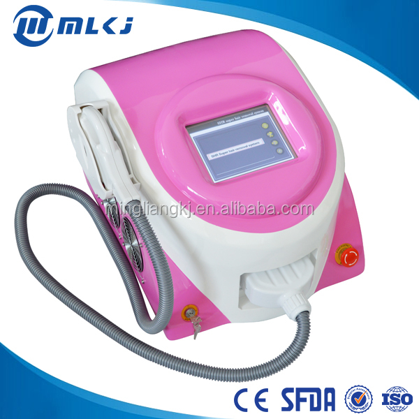 2 years wararanty hsr laser hair removal machine
