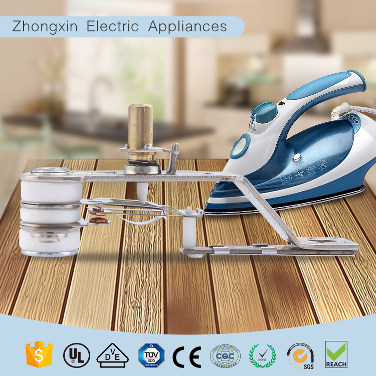 2017 Top Quality Useful Intelligent electric iron adjustable thermostat