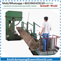 wood band saw mill