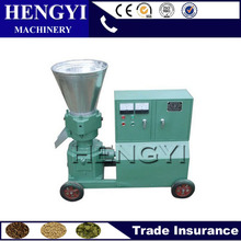 Low power consumption goat feed pellet making machine/pet food pellet machine/pellet granulator