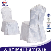 Wedding Banquet Polyester Chair Cover