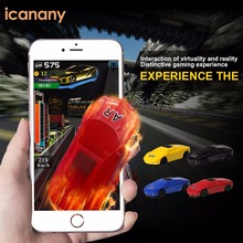 Innovative AR Games real racer Car On Mobile with free APP ar game toy AR car