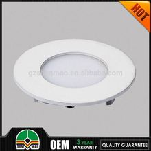 Dimmable Round LED Panel Light 3W 6W 9W Available newest ceiling design ho sale in european