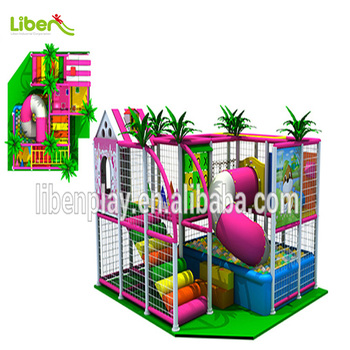 Liben GS proved kindergarten indoor playground, indoor playground equipment prices
