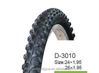 DONGYUE Chinese tire! strong wear resistance motorcycle tire! HOT SALE! chinese cheap 24*1.95 26*1.95 bicycle tire