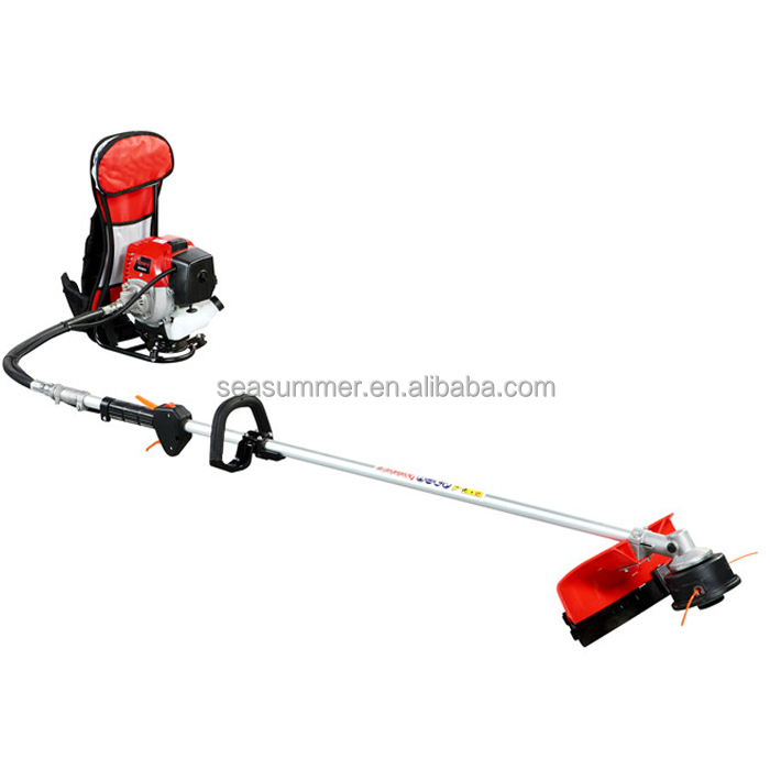 43CC/52CC brush cutter backpack BG430/BG520 Brush cutter with CE certification