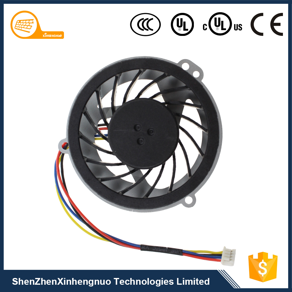 4pin Low Price Laptop Cpu Cooling Fan for Asus K42DR K42DE K42N A42D X42D X42J X42E A40D Series