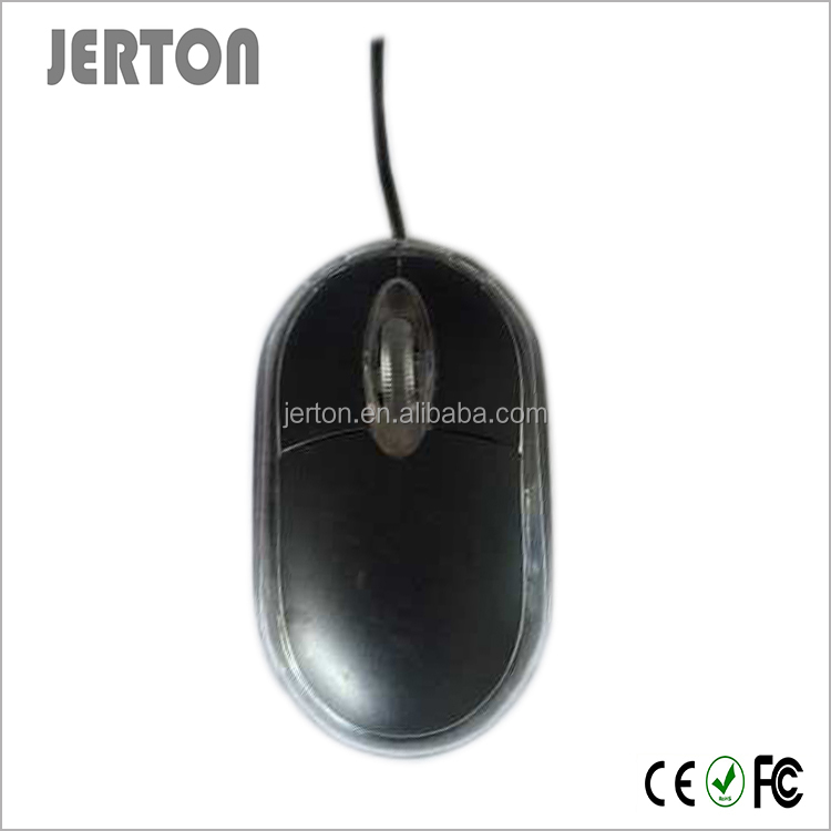 Factory Wholesale Computer Accessory/Cheap USB Wire Mouse
